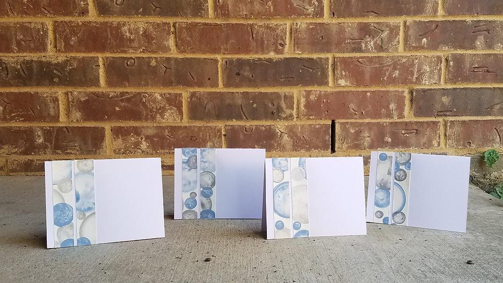 MAGNIFICAT Minimalist Living Water Notecards