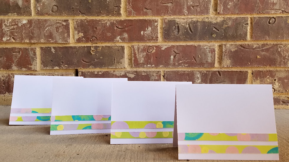 MAGNIFICAT Minimalist Resurrection Notecards 2 (4-pack)