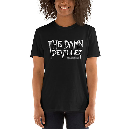 The Damn Devillez Short-Sleeve Unisex T-Shirt
