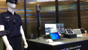 博遠智能AI行動影像執法系統 X 2019年台灣創新技術博覽會