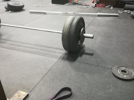 Les entraînements difficiles