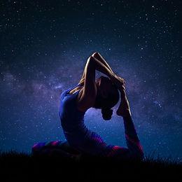 Yoga al Buio