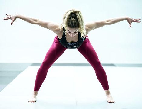 Balance e Stretching