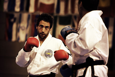 Kick-Boxing e Difesa Personale