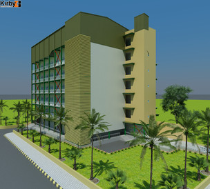 Proposed class room block for CINEC Campus - 3D.jpg