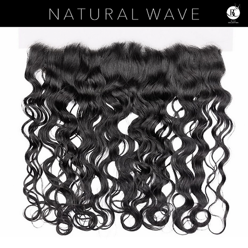 Natural Wave (Lace Frontal)