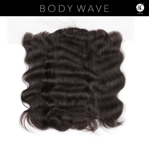 Body Wave (Lace Frontal)