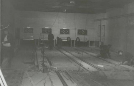 Vereinsjahr 1980 | Allgemeine Erweiterung des Sportkomplexes
