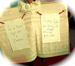 Wandelend Sinterklaasboek