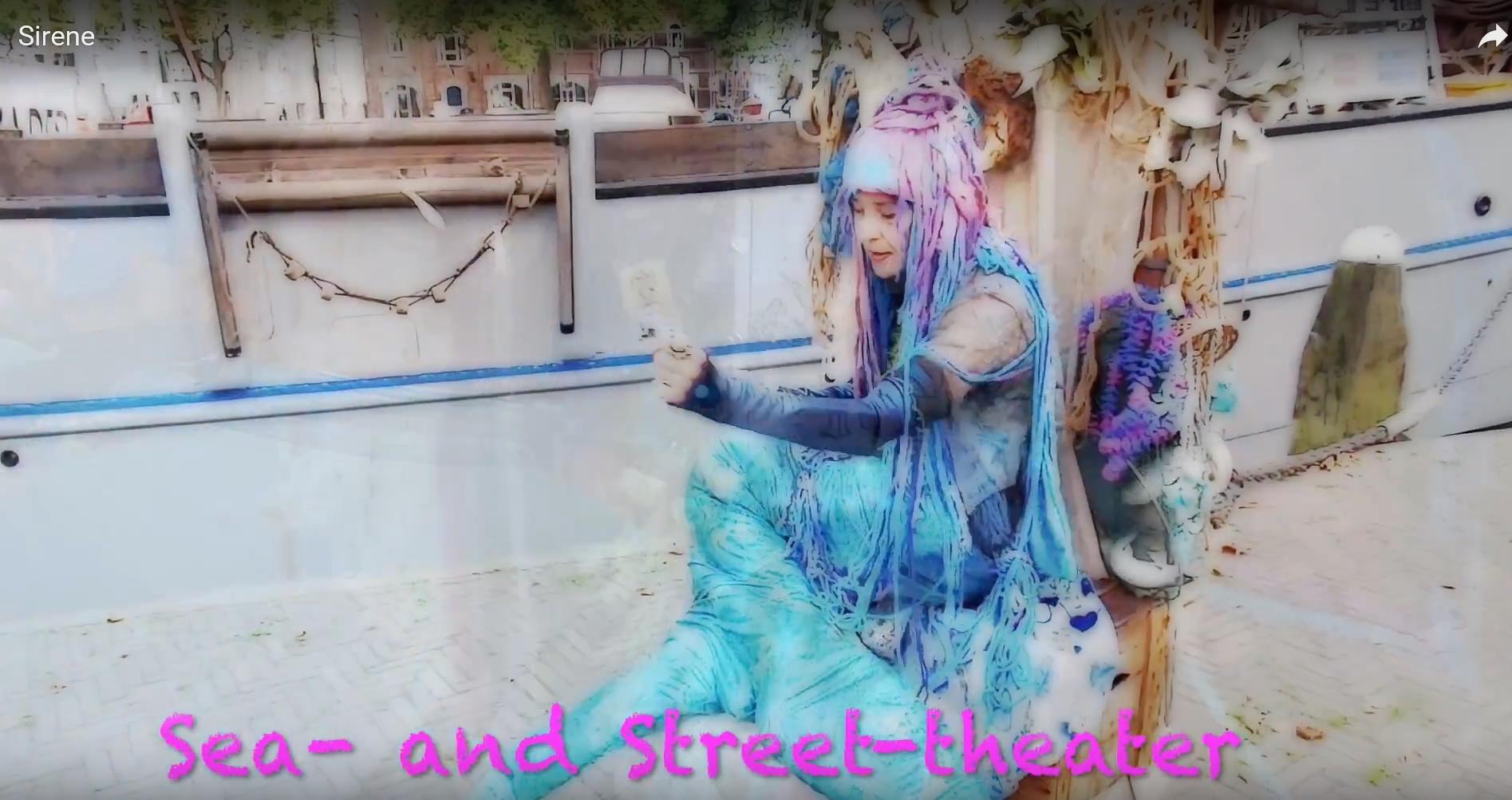 straattheater voorstelling