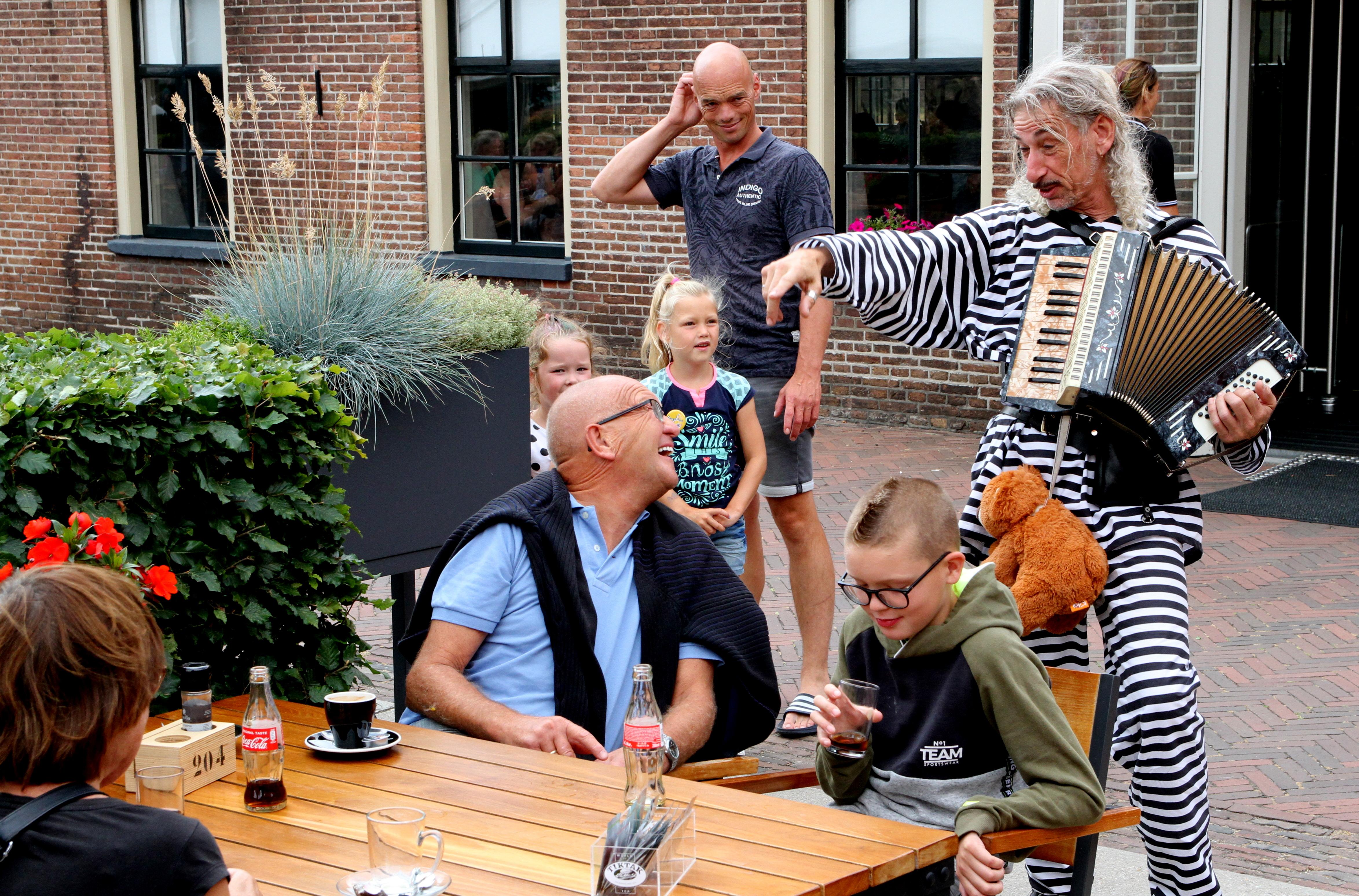 Muzikale Nar Veenhuizen