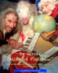 Sinterklaas voorstelling boeken