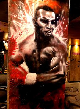 Graffiti Mural Buenos Aires Angel Kaz (5