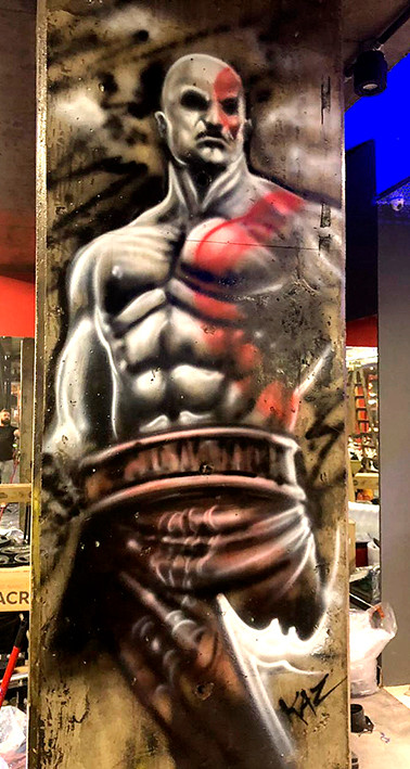 Graffiti Buenos Aires Angel Kaz  (17).jp