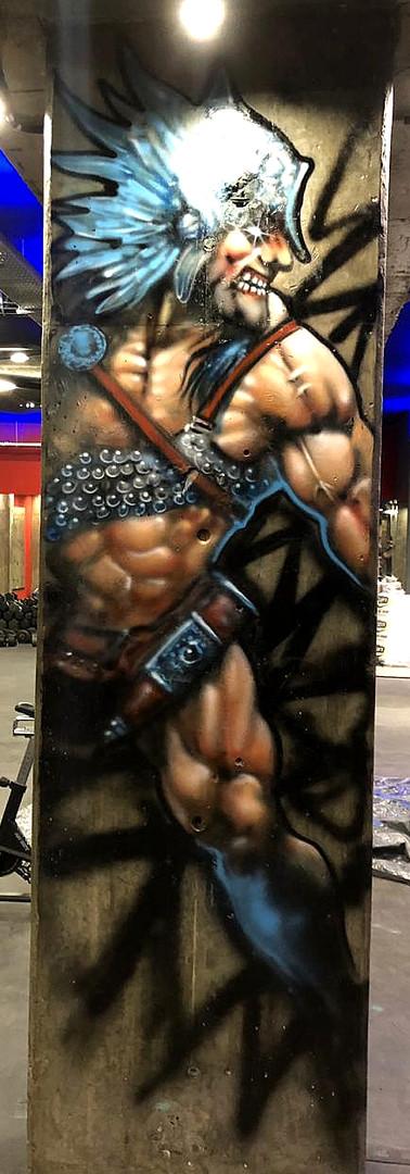 Graffiti Buenos Aires Angel Kaz  (10).jp