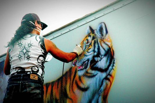 Graffiti Buenos Aires Angel Kaz
