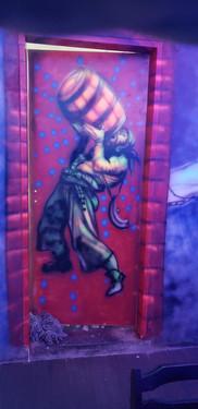 Graffiti Mural Buenos Aires Angel Kaz (3