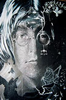 Graffiti Mural Buenos Aires Angel Kaz (2