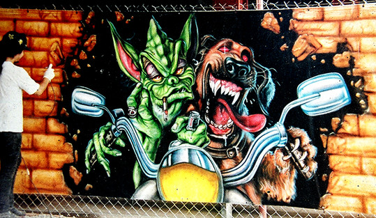 Graffiti Buenos Aires Angel Kaz  (175).j