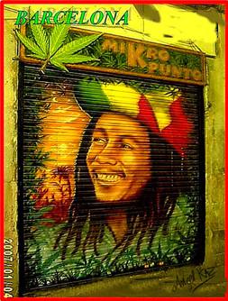 Graffiti Mural Buenos Aires Angel Kaz (1