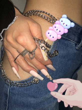 meanie nails