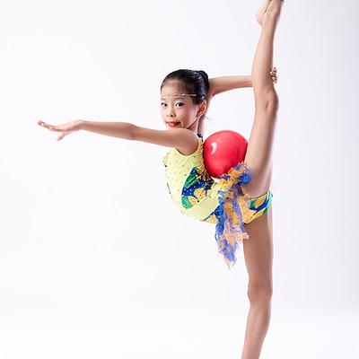 Star RG Gymnastic portraits