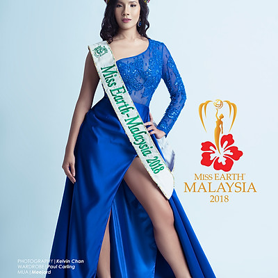 Miss Earth Malaysia 2018