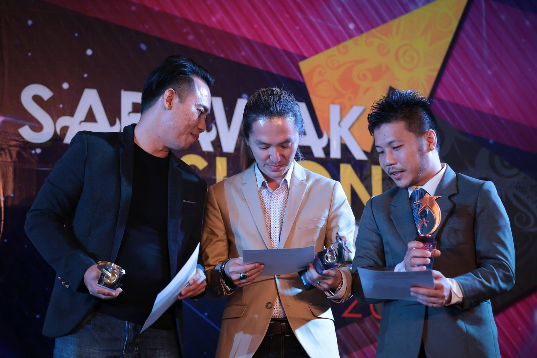 sarawak fashion award
