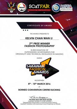 Sarawak Fashion Awards