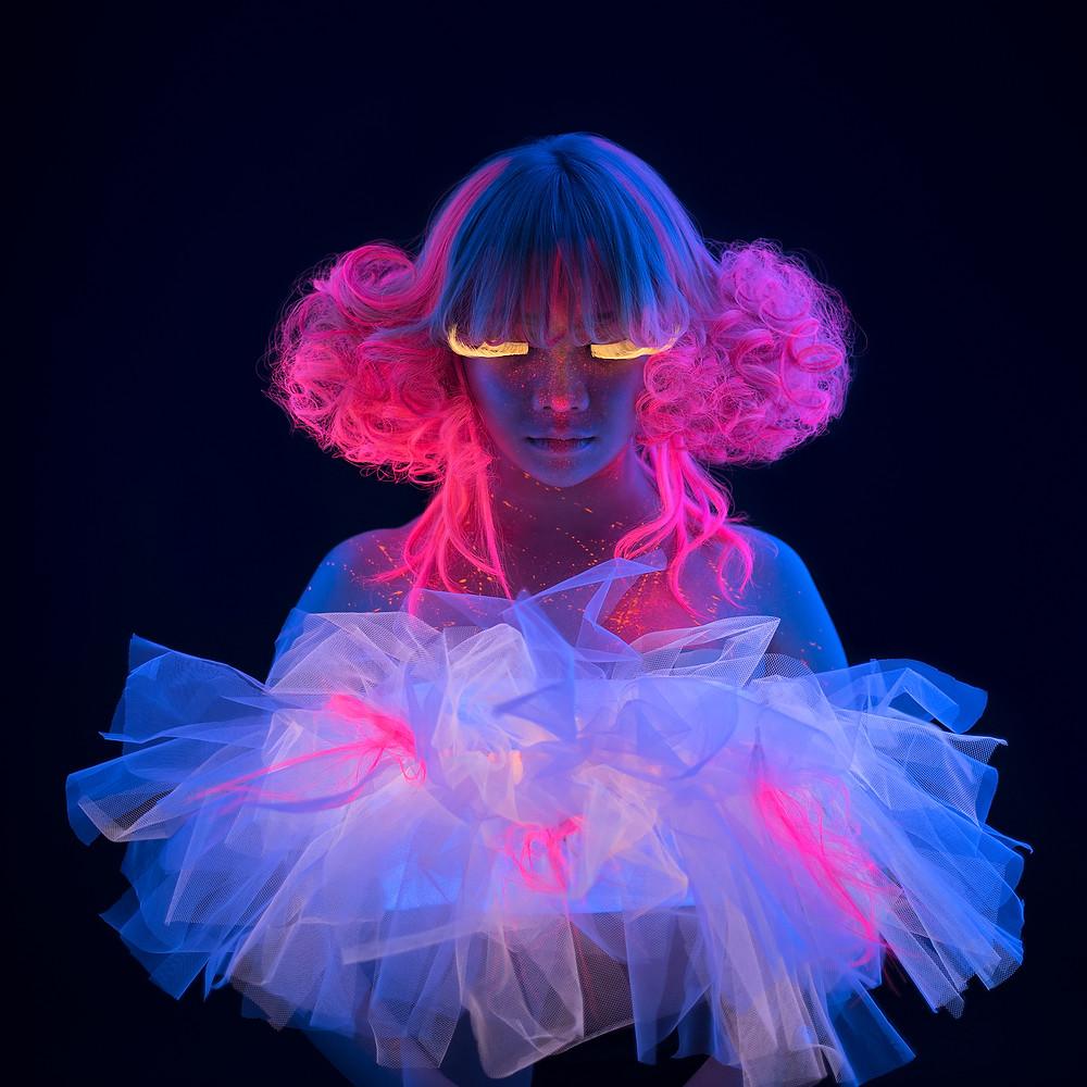 ultraviolet uv blacklight photography