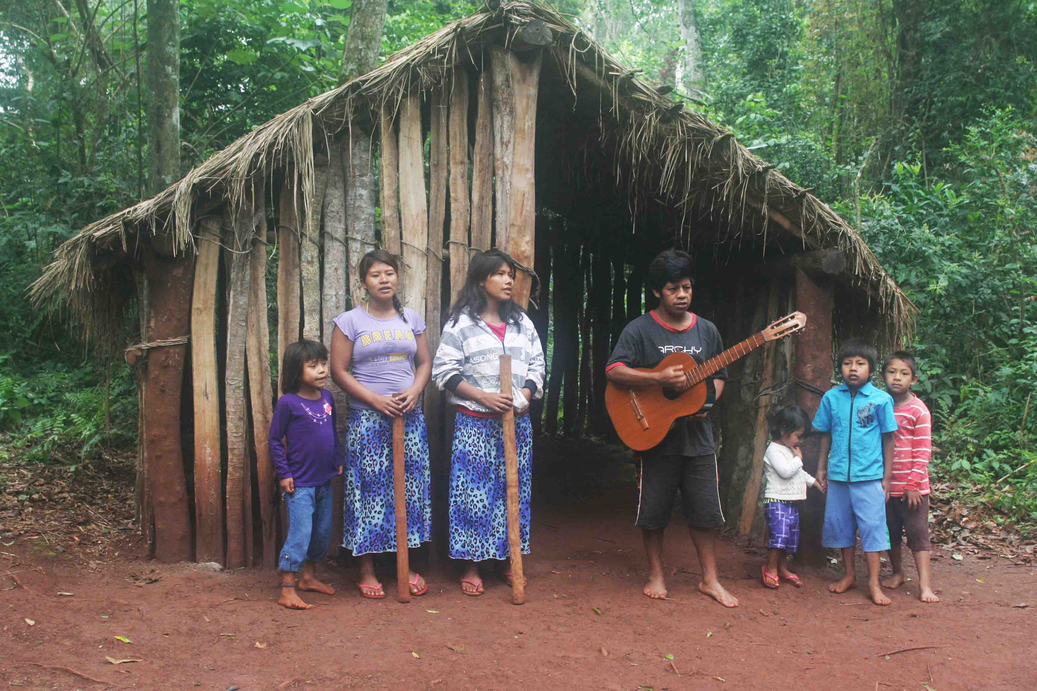 Aboriginal tribes