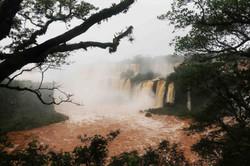 Iguazu falls Argentine side
