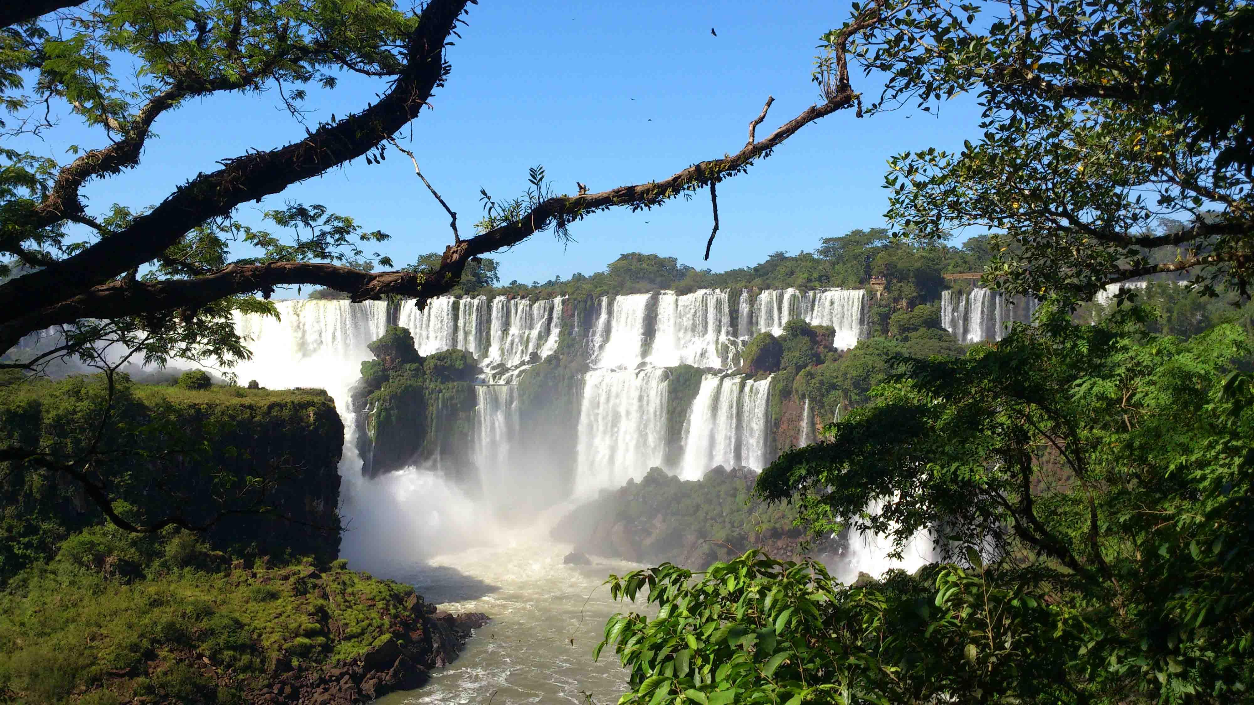 Iguassu Falls in Argentina