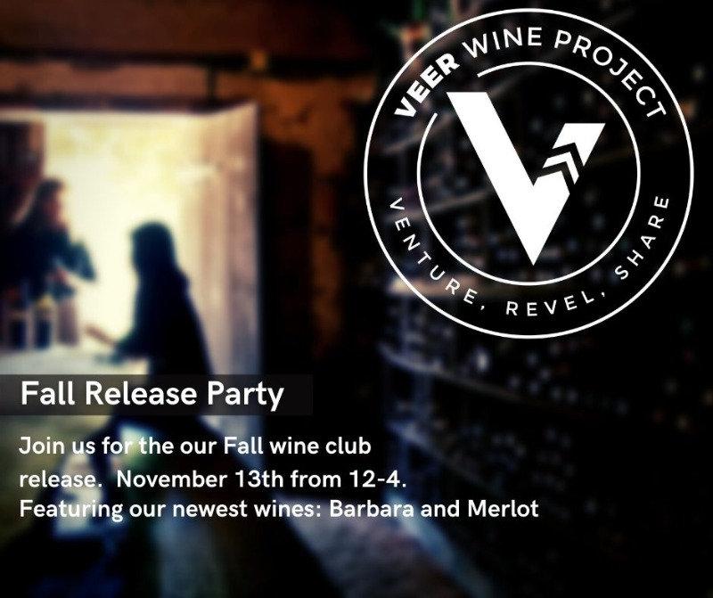Wine Club Fall Release