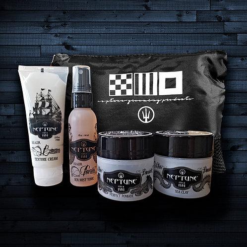 NEPTUNE Haircare Travel Kit