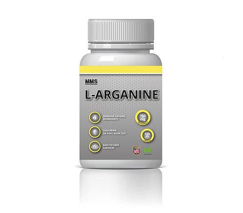 L-Arginine 750mg Muscle Growth Nitric Oxide