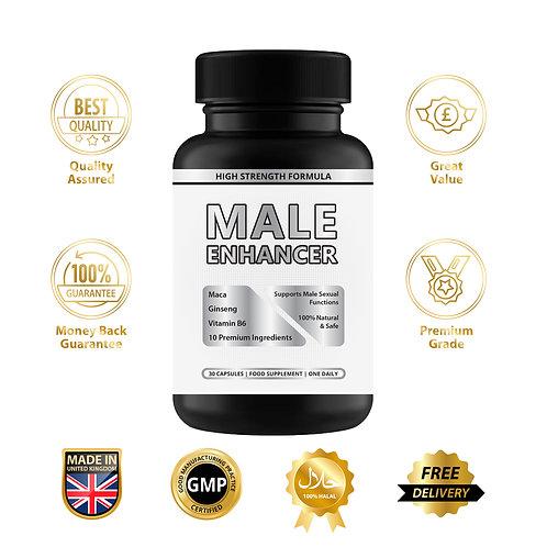 Male Enhancer Libido/Testosterone Booster