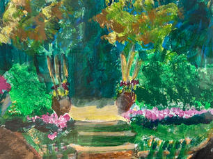 Botanical Morning by Miriam Eve Tidwell