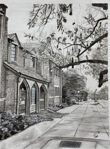 Trinity Episcopal Church by Blayne Harp