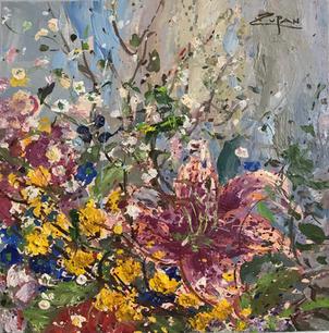 Spring Bouquet by Bruno Zupan