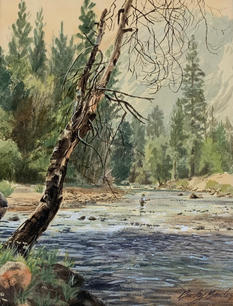 Fly Fishing by Bucky Bowles