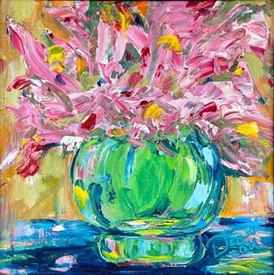 Floral Arrangement by Dana Freeman