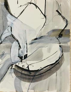 Untitled, Figure by Sally Bradley