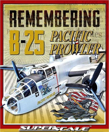 "B-25J 82"" ARF Pacific Prowler"