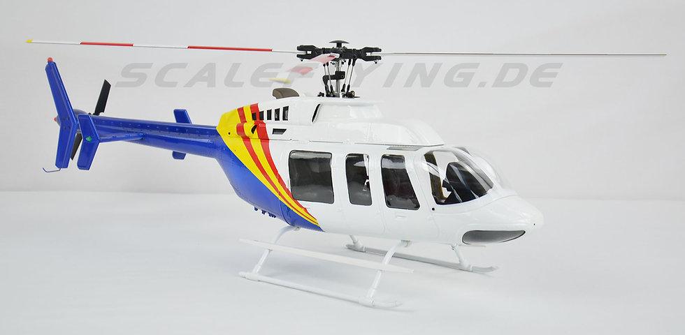 470 B 407 ARF Air Rescue