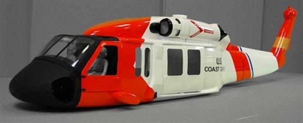600 HH-60 Coast Guard