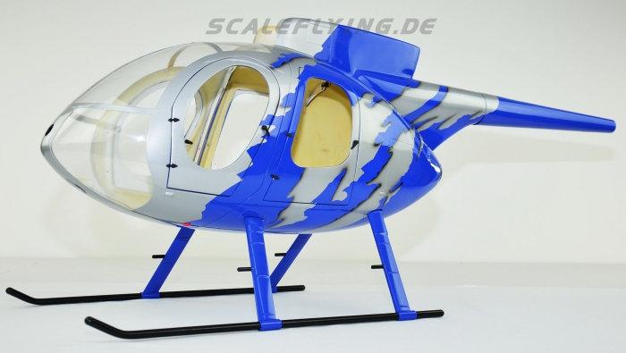 600 MD500-E G-JIVE Blue