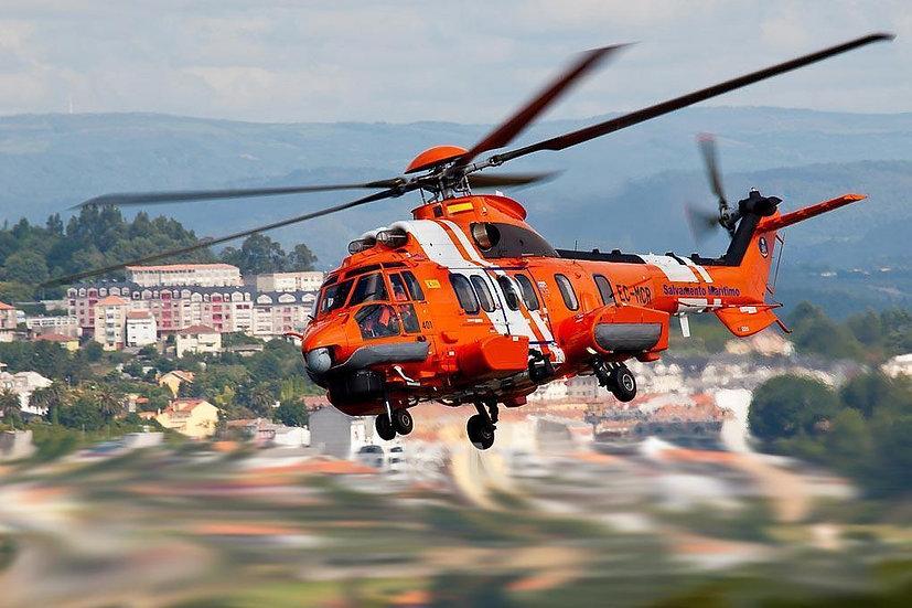 800 EC-225 ARF Super Puma Salvamento