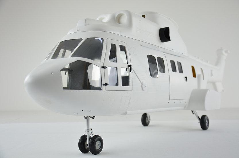 800 EC-225 ARF Super Puma White