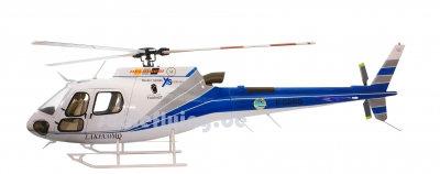 700 AS-350 Heli Duebi